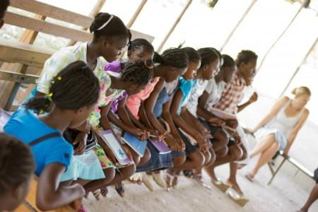Teenage Girls Enrichment Class