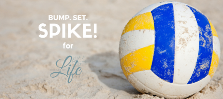 Bump. Set. Spike! for Breath of Life Haiti on Saturday, September 10th at Spikes Beach Grill in Warsaw, Indiana.